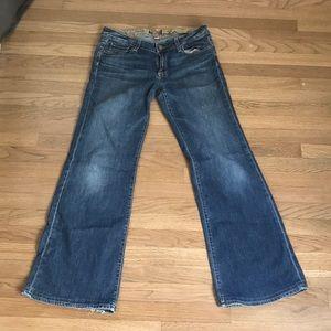 Paige Premium Denim Wide Leg Jeans